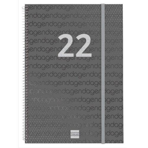 AGENDA FINOCAM YEAR E40 SV 2022 NEGRO+